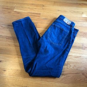 Levi Made and Crafted Ruler Straight W33 Jeans
